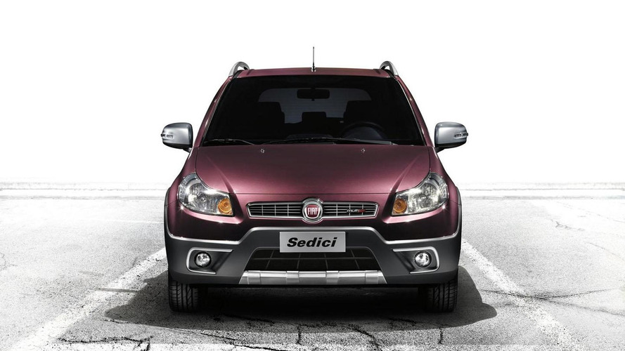 2012 Fiat Sedici revealed
