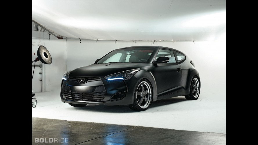 Hyundai Veloster RE:MIX Music