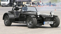 Limited Edition Caterham Seven CDX