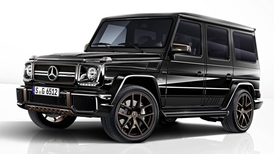 Mercedes launches last-of-the-line G65 AMG