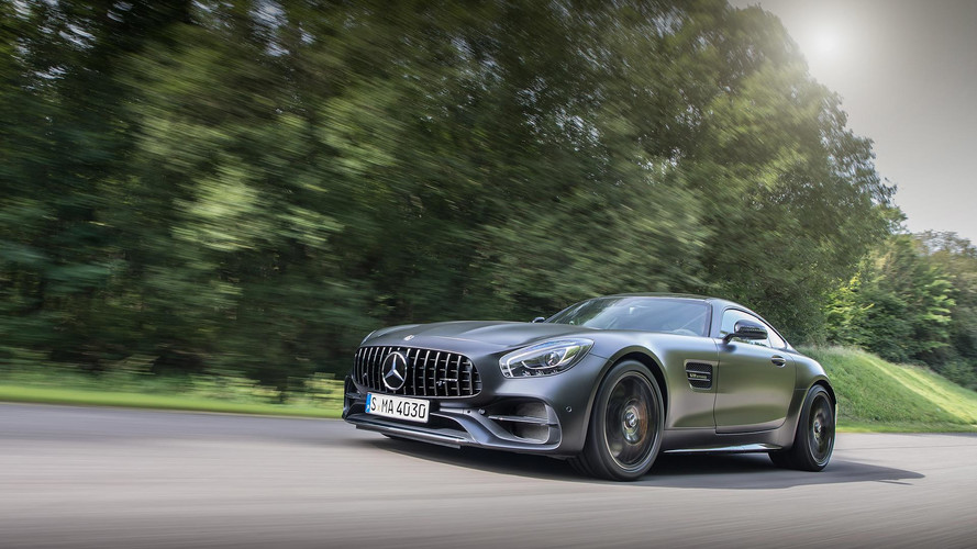 2017 Mercedes AMG GT C Coupe First Drive: Sports car, muscle car, GT and more