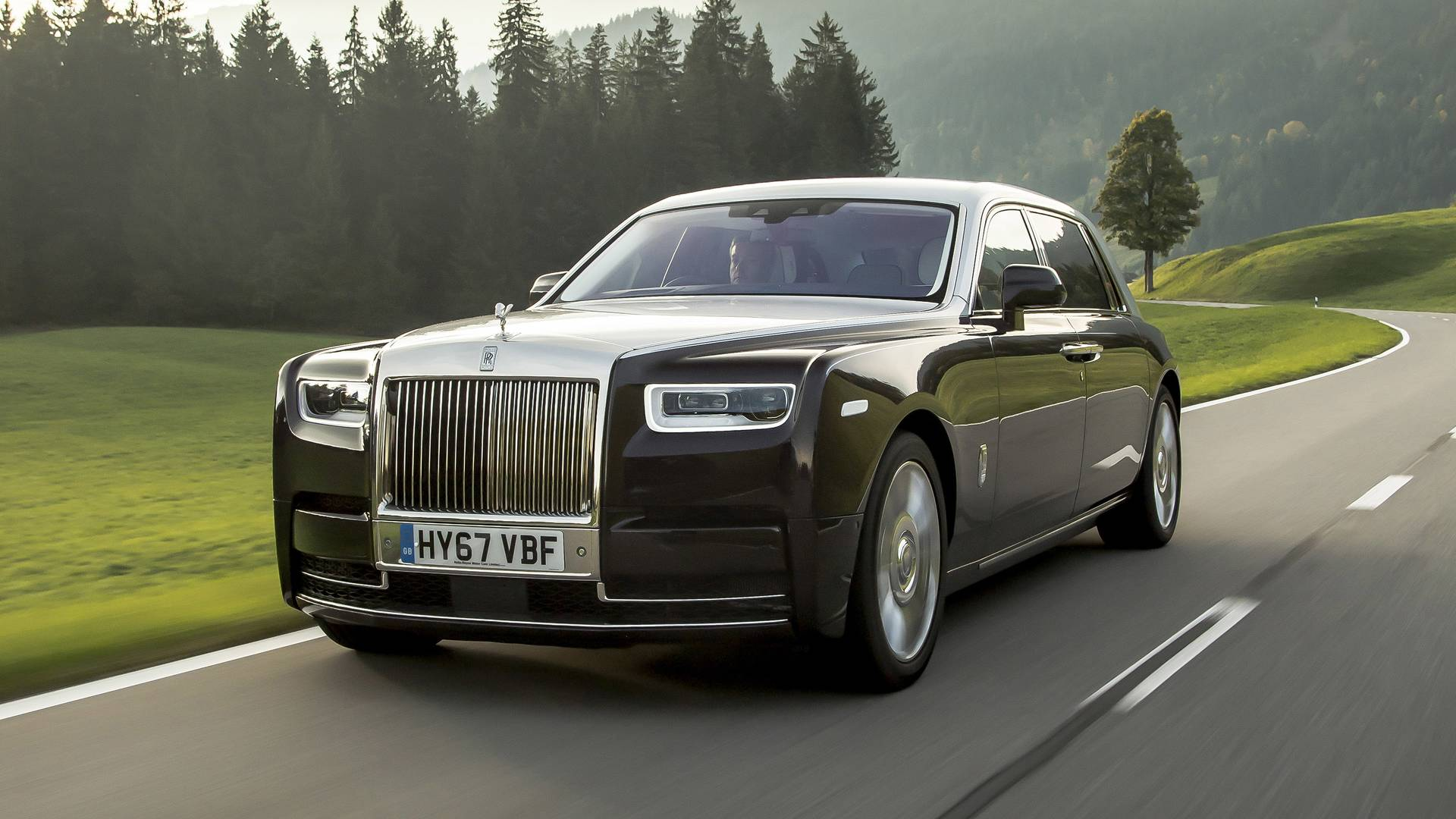 Royce Royce >> 2018 Rolls Royce Phantom First Drive Defining Luxury