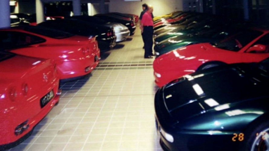 Video: Sultan Of Brunei's Amazing Car Collection Revealed