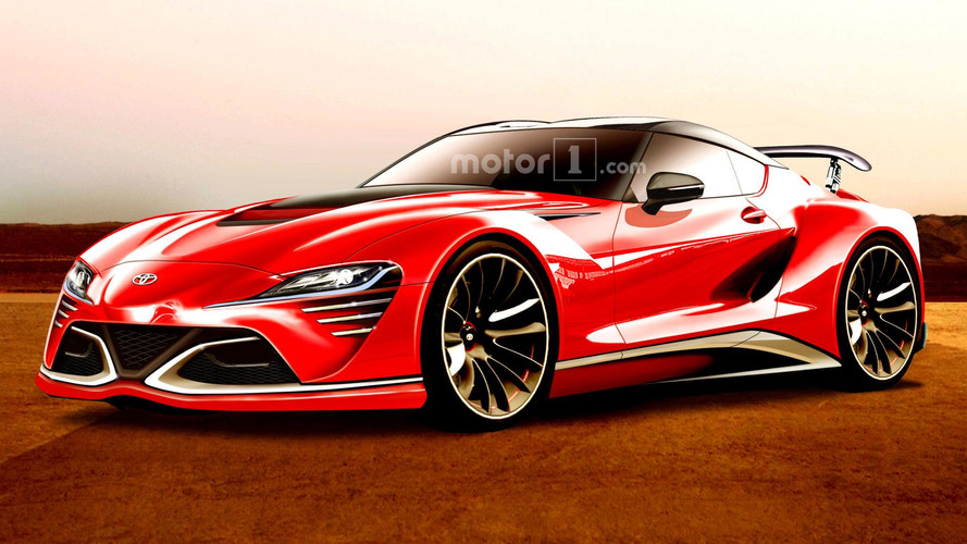 Toyota Supra To Have 400+ HP from V6 Turbo, Says Insider