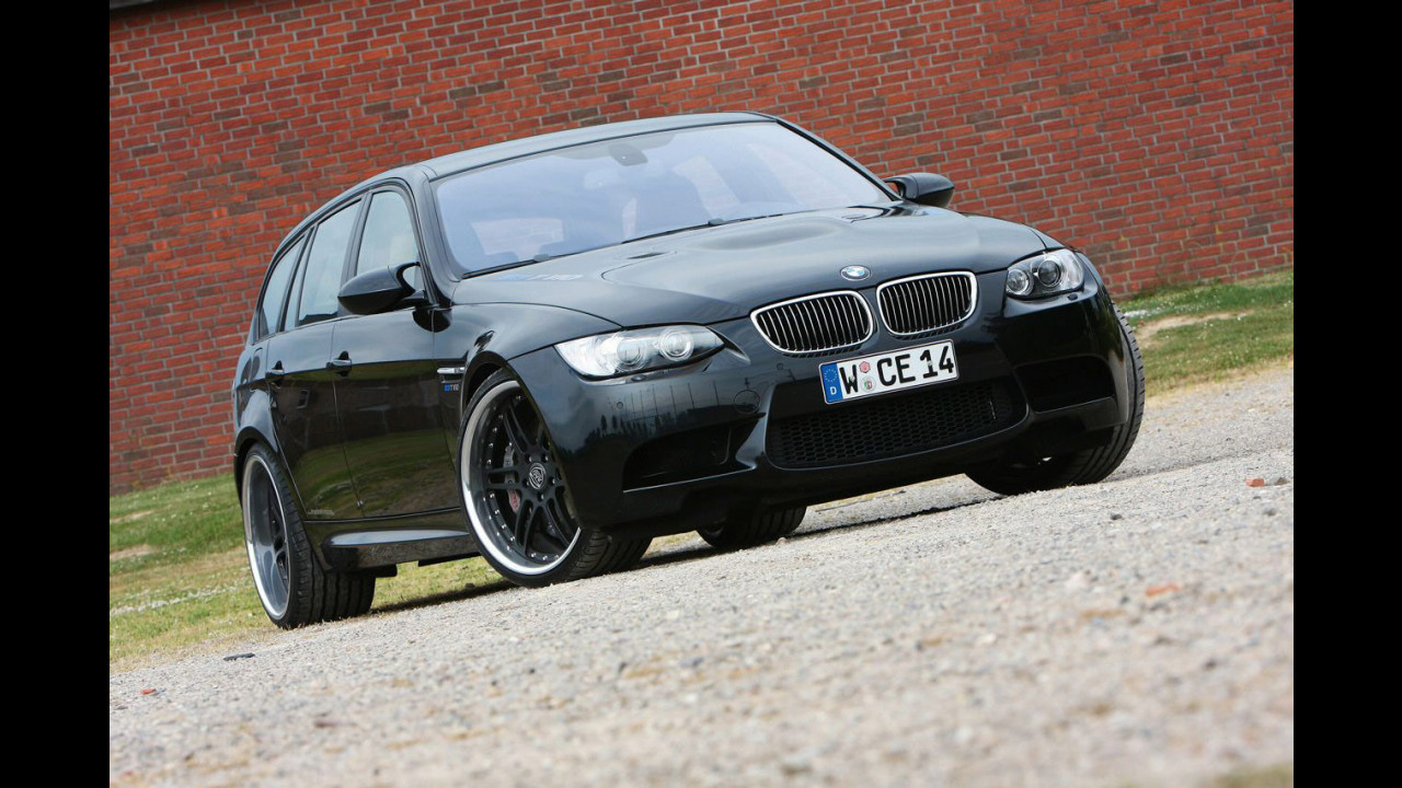 BMW M3 V10 Estate by Manhart Racing