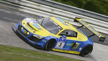 Audi celebrates first Nurburgring 24hrs victory with R8 LMS Ultra