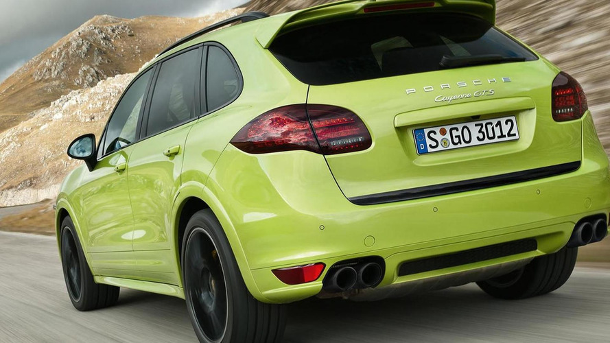 2013 Porsche Cayenne GTS officially revealed [video]