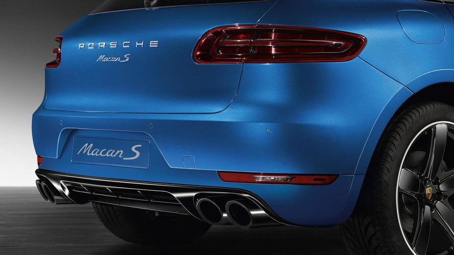 Porsche Macan gains a new Sport Design package