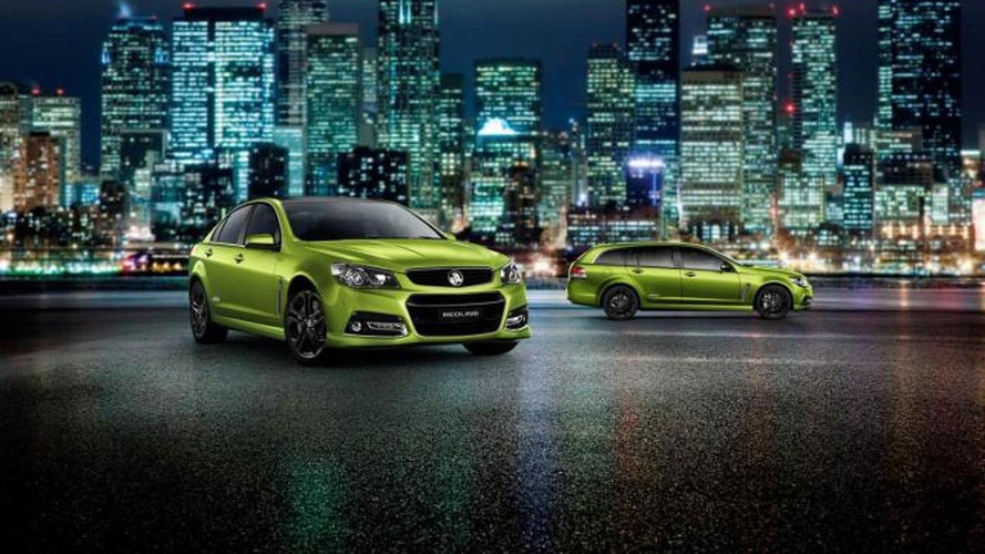 2015 Holden VF Commodore revealed