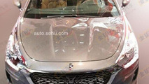 DS5 facelift spy photo / auto.sohu.com