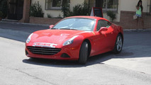 Mysterious Ferrari California T test mule spotted in southern Spain