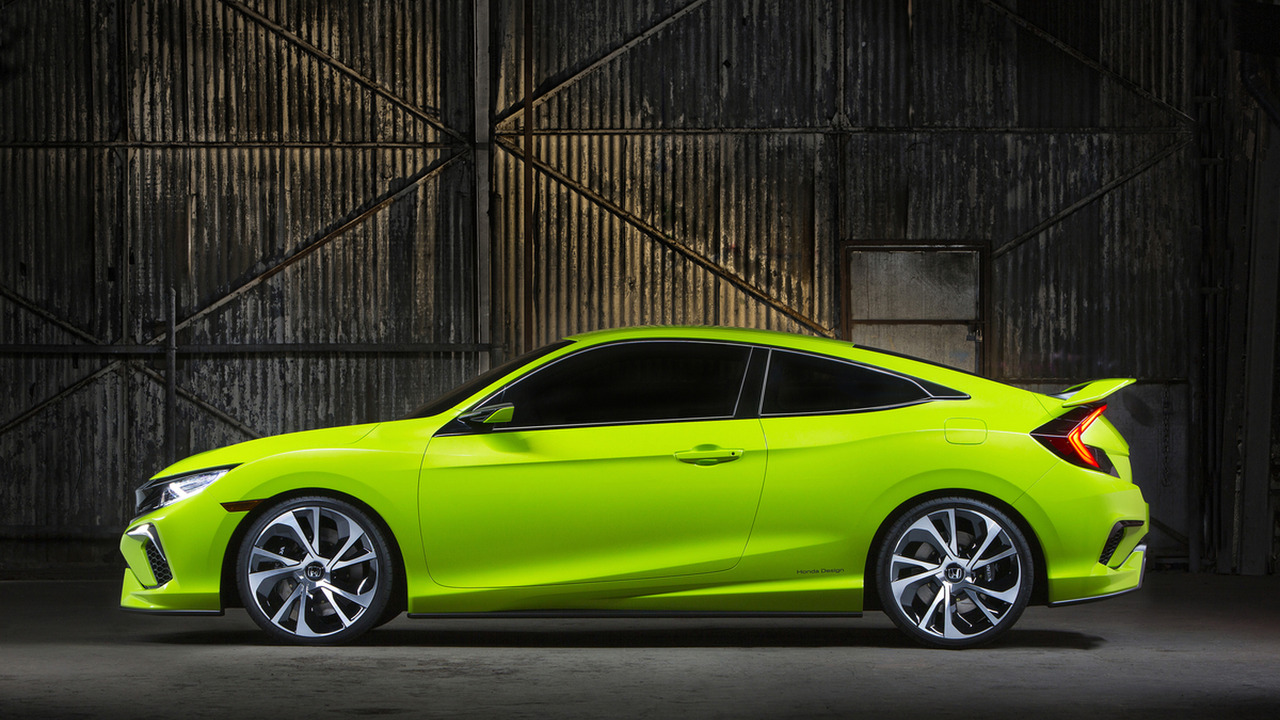 10th-gen Honda Civic Concept
