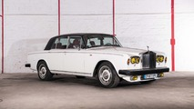 Lot 56 - 1980 Rolls Royce Silver Shadow II