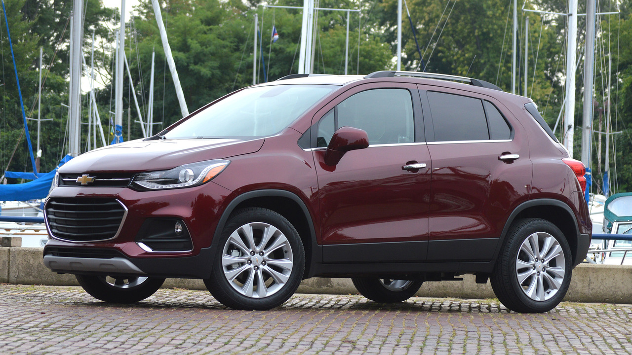 2017 Chevrolet Trax: First Drive
