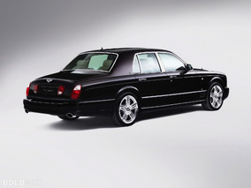 Bentley Arnage Final Series