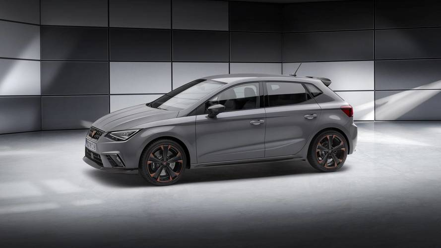 Cupra Ibiza Concept Revealed Together With SEAT Leon Cupra R ST