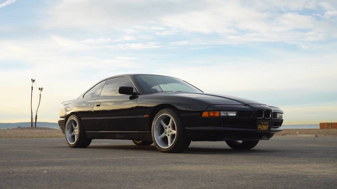 George Carlin's BMW 8 Series