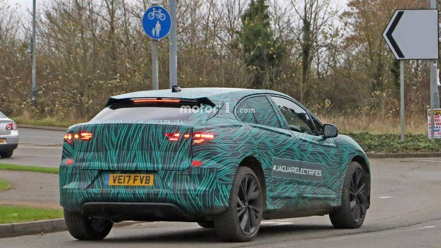 New All-Electric Jaguar I-Pace to be unveiled on 1st March