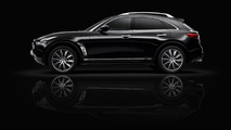 Infiniti FX Black & White special edition