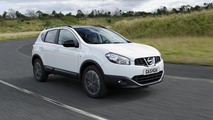 Nissan Qashqai 360 announced (UK)