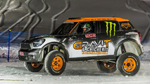 MINI Countryman JCW does world's first successful car backflip [video]