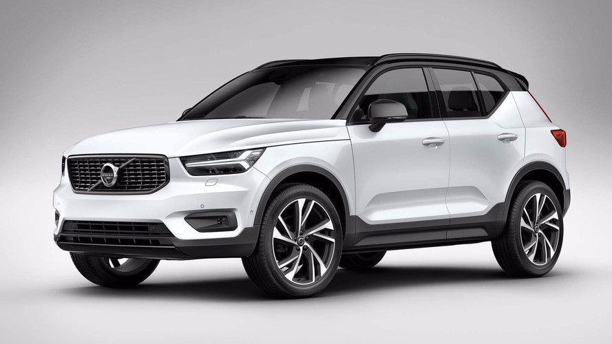 2018 Volvo XC40: First look at the SUV and its unique financing