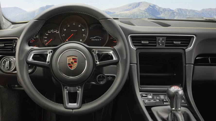 Porsche To Keep The Steering Wheel For As Long As Possible