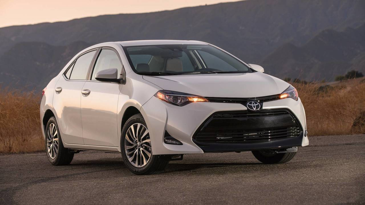 10. 2018 Toyota Corolla: $159 A Month