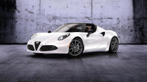 Alfa Romeo spokeperson confirms new headlights for the 4C Coupe - report