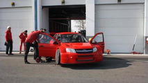 Lada Granta TC1 for 2014 WTCC