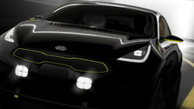Kia Niro concept teaser photo 09.08.2013