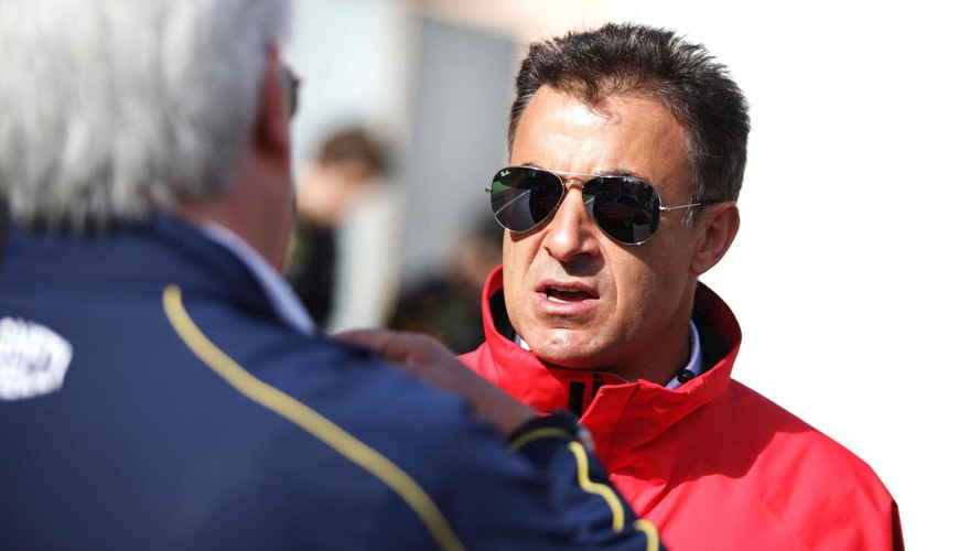 Predicting 2014 winner like 'winning lottery' - Alesi