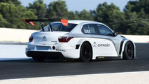 Sebastien Loeb tests the C-Elysee WTCC at Paul Ricard, 800, 07.08.2013
