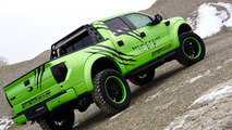 The Beast by Geigercars - based on the Ford F-150 SVT Raptor