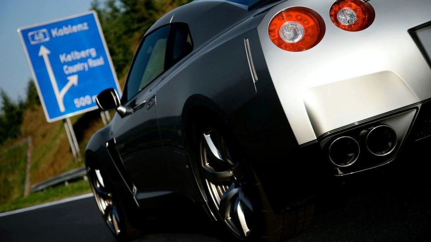 Nissan GT-R's First Year Allocation for Europe Sold Out