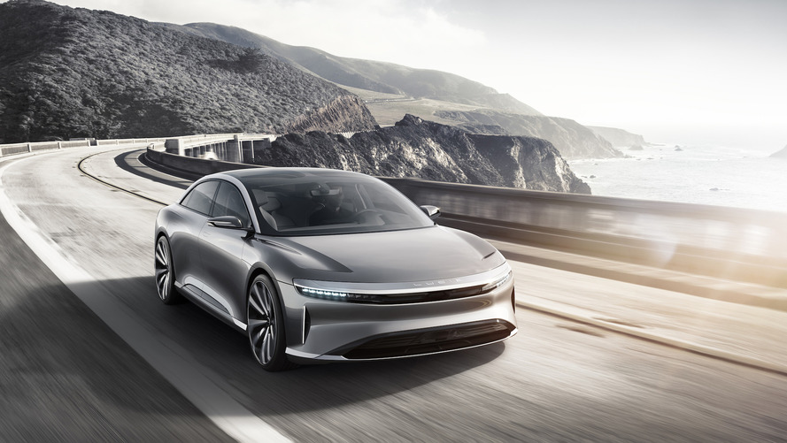 Lucid Air starts at $60,000, Launch Edition at over $100,000