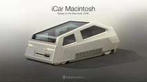 Apple Car Renderings