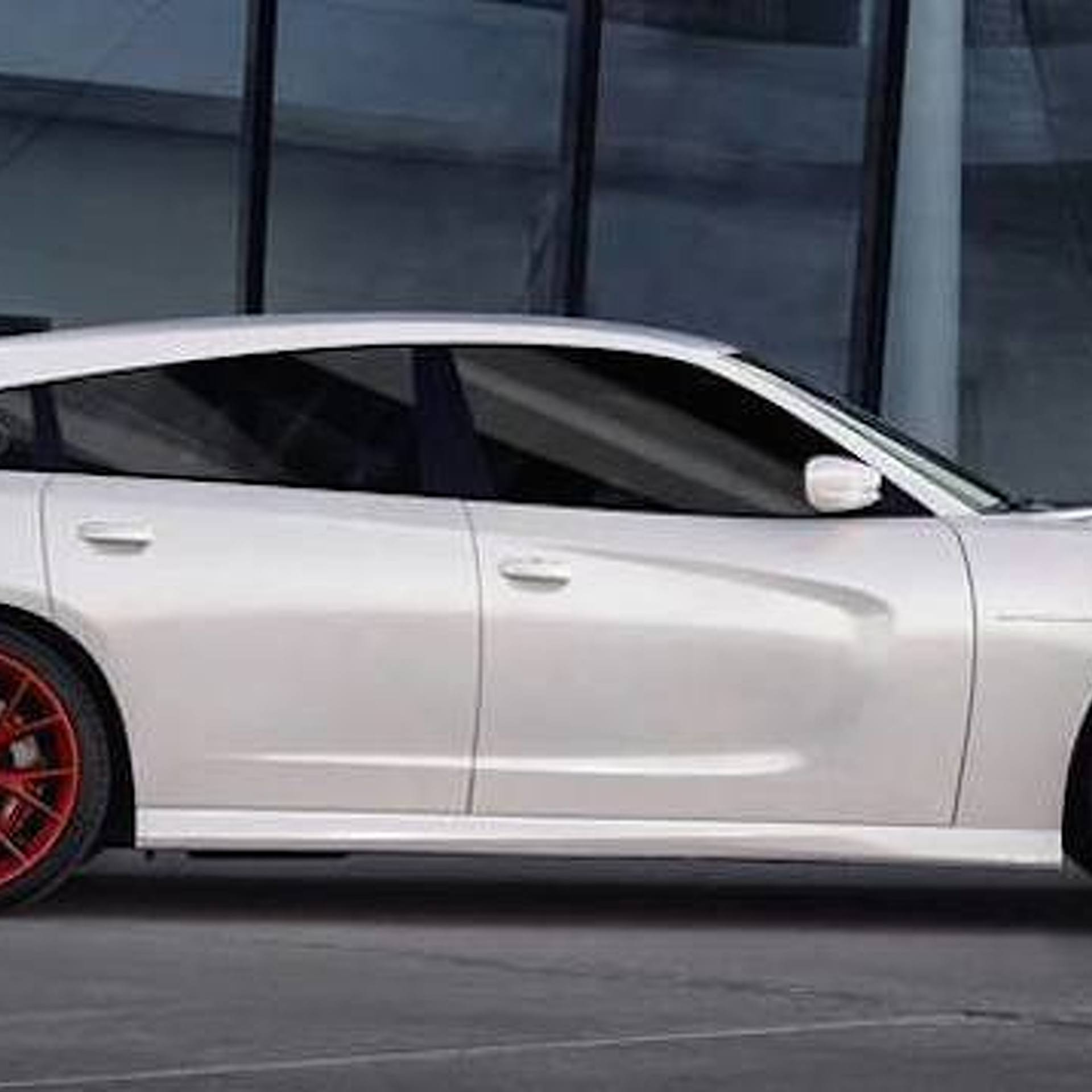 Dodge Charger Hellcat Shooting Brake Would Look Amazing
