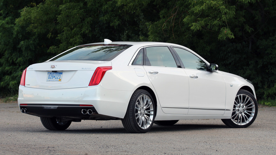 2016 cadillac ct6 3 0tt review photos. Black Bedroom Furniture Sets. Home Design Ideas