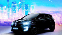 Renault Kaptur for Russian market (modified)