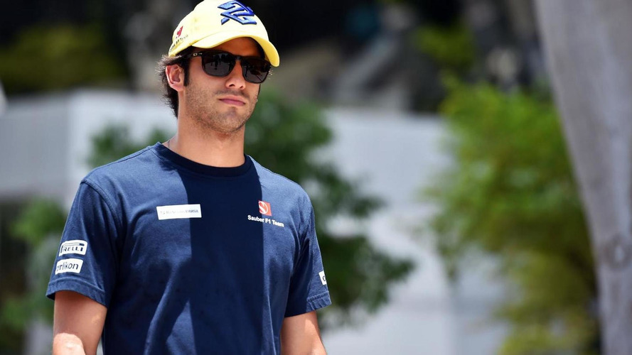 Raikkonen invested in Nasr's career