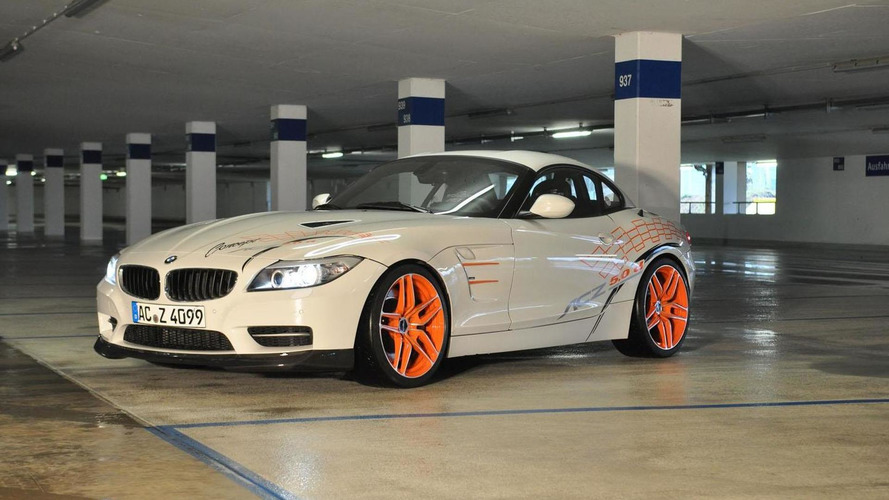 AC Schnitzer ACZ4 5.0d unveiled with a 430 PS tri-turbo diesel engine