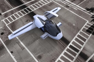Lilium Personal Electric Jet Would Make For A Better Commute