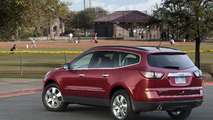 2016 Chevy Traverse
