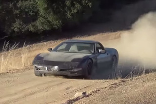 Corvette Rally is the Best New Form of Racing [Video]