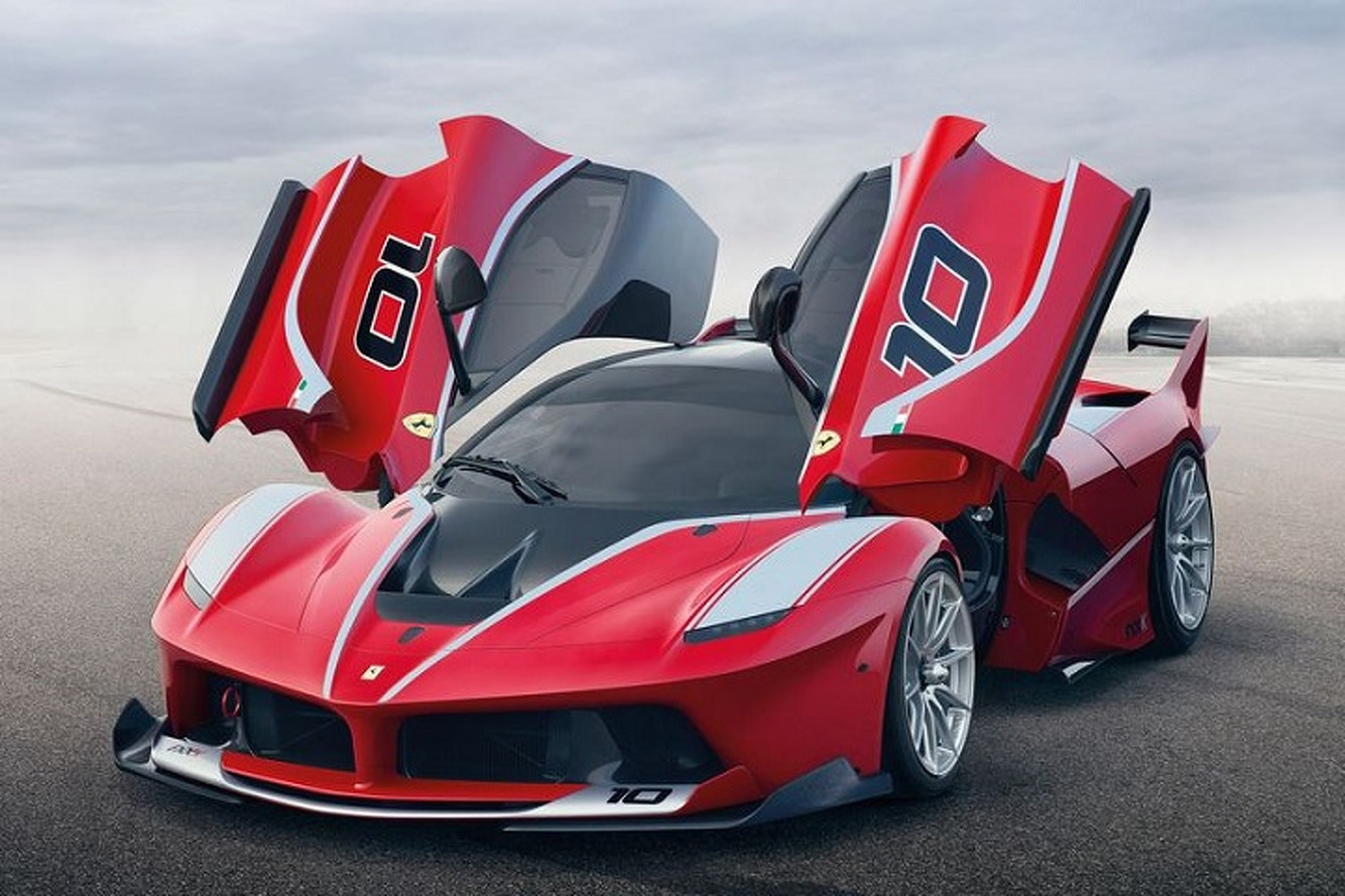 Ferrari to Debut on NYSE With RACE Ticker Symbol in $1 Billion IPO