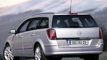 New Opel Astra Station Wagon