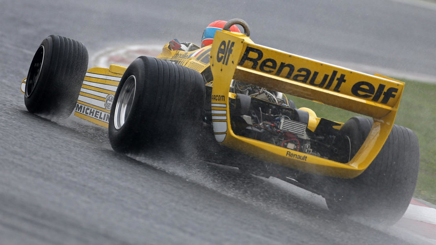Renault Marks 40 Years In Formula 1