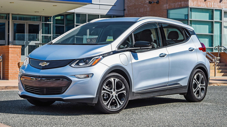 General Motors Reportedly Buys Back Problem-Plagued Chevy Bolt