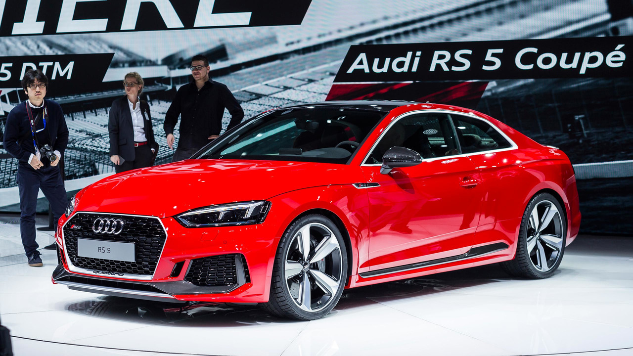 audi sport confirms rs onslaught with six new cars by late 2018. Black Bedroom Furniture Sets. Home Design Ideas